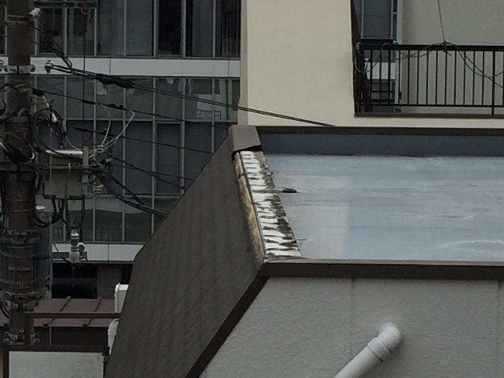 台風被害による屋根リフォーム